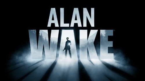 Alan Wake - game logo