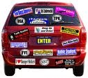 Funny bumper stickers - Bumper stickers and your reactions