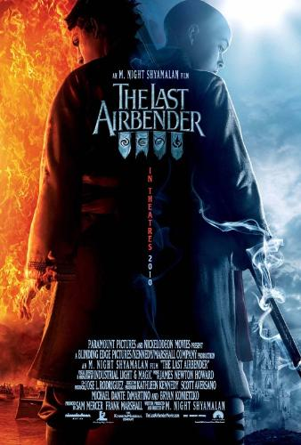 the last airbender - love this movie. this was so great graphics