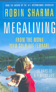 megaliving - awesome book by robin sharma