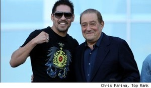 Margarito - Antonio MArgarito and Bob Arum