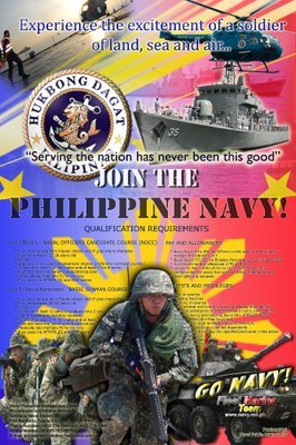 Logo - Philippine poster about Phil. Navy