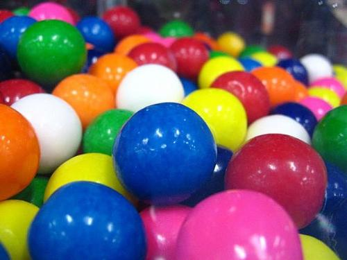 Benefits from chewing a gum - a one kind of a chewing gum