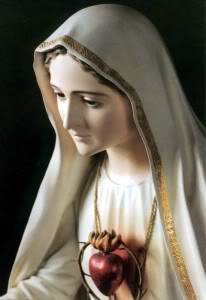 mama mary - devotee to Mama Mary