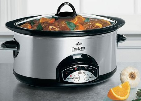 slow cooker - Here is an image of a slow cooker.