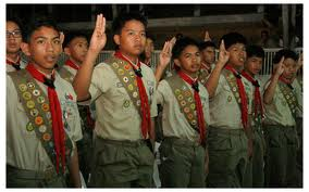 The scouting way - I am sure that in the future The Scouting Way will be used by many generations of young men and women as a guide to their personal behavior, as well as for inspiration. Indeed, the values and ideals set forth by the Boy Scouts Organization are the foundation on which to build a successful life.