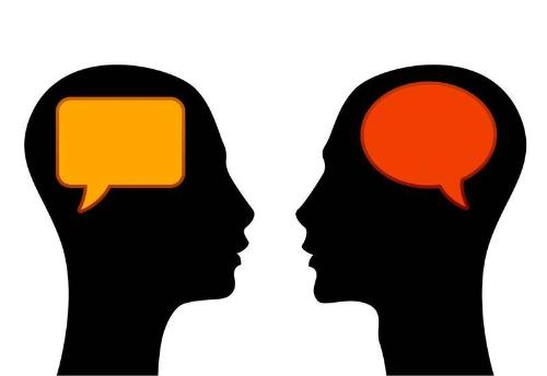 listen more rather than talk - Listen more to gain knowledge rather than talk more