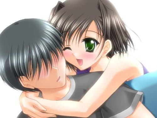 cute love - cute sweet couple