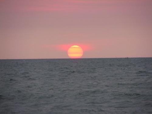 ocean - sunset...