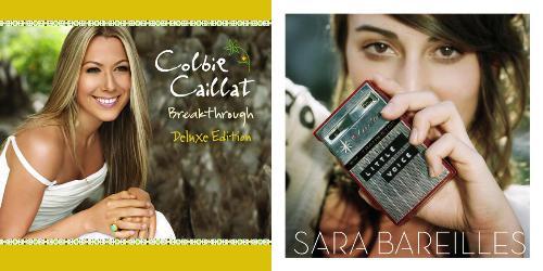 Colbie Caillat & Sara Bareilles - Colbie Caillat & Sara Bareilles album art