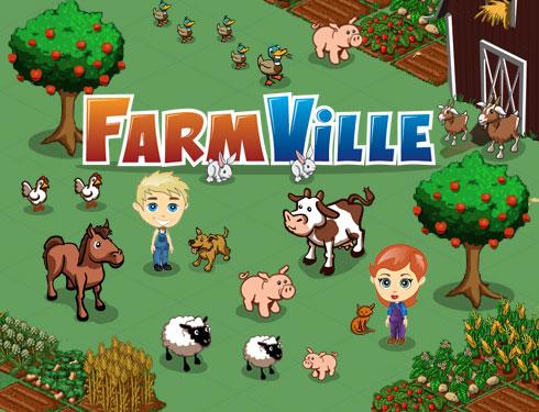 FarmVille Farmer - FarmVille Splash Page