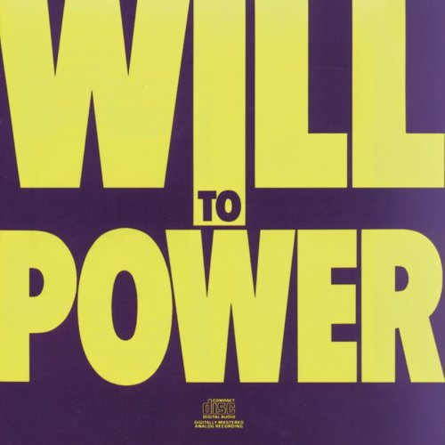 Will to Power - The picture shows the album of the book of Nietzsche entitled The Will to Power