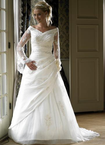 wedding dress - How about this wedding dress? I need your guys oppion.
