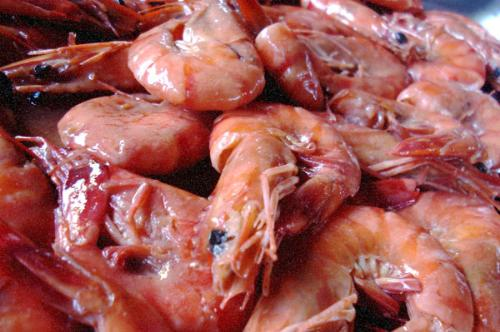 Sauteed Shrimp - This is one of my favorite viand.