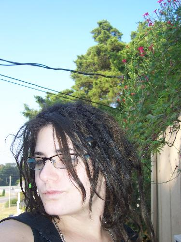 dreads - me with dreadlocks