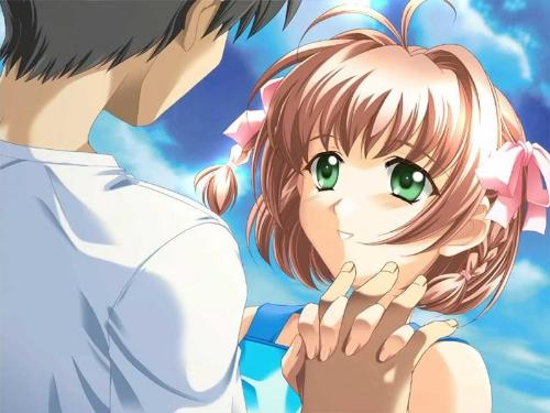 fall in love^^ - boy and girl in love with each other^^