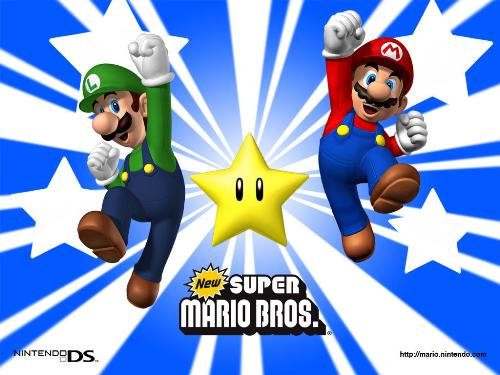 super star mario brother ............;))) - super star mario brother........... ;)))