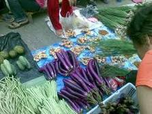 Beans & Brinjal - have you started liking some vegetables.