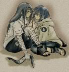 happy couple in love^^ - neji and hinata happy to be together^^