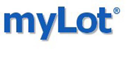 MyLot - its a MyLot logo.