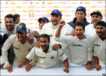 India vs Australia Series - India win against Australia......