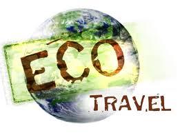 Eco Travel Symbol - Eco Travel symbol. How are you eco concious
