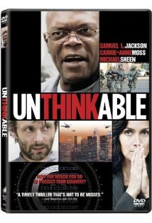 Unthinkable - The cover page of the movie unthinkable