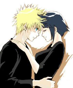 sassy love^^ - hinata is provoking naruto ahah^^