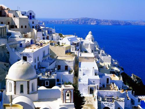 greece!island - One of the greek islands