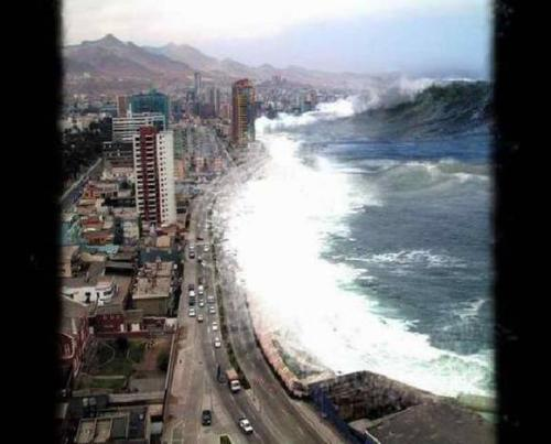 Tsunami in Indonesia - Indonesia tsunami