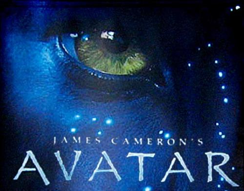 Avatar Movie Poster - A paraplegic marine dispatched to the moon Pandora on a unique mission becomes torn between following his orders and protecting the world he feels is his home.