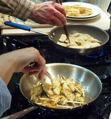 Cooking - When you started cooking yourself?