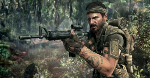 Call Of Duty Black Ops - Latest commando computer game Call of Duty Black Ops launched in UK