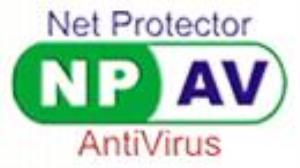 Logo of Net protector Anti Virus Software - This is most widely used program to protect your computer from the harm