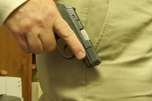 Guns for Self Defence - This world is changing bad, why don't you carry a defense gun to battle such untoward challenges!