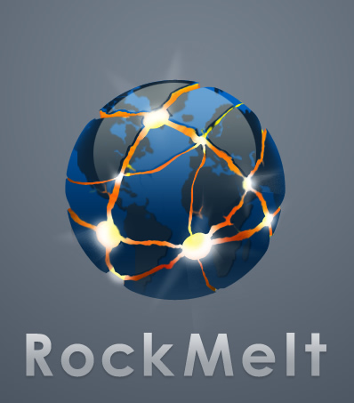 RockMelt - Your Browser Re-Imagined. Connect to get free Invitation.