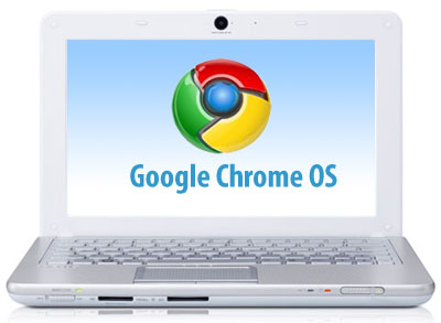Chrome OS is Out - Google Chrome Operating System is Out