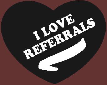 referrals - i love referrals