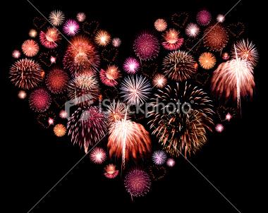 Happy New Year! - fireworks