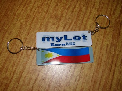 mylot key chain - mylot key chain -souvenir given in the first mylot conference