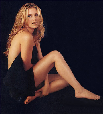 Ali Larter - Ali Larter is an actress from Heroes tv series as well as Claire Redfield from Resident Evil movies.