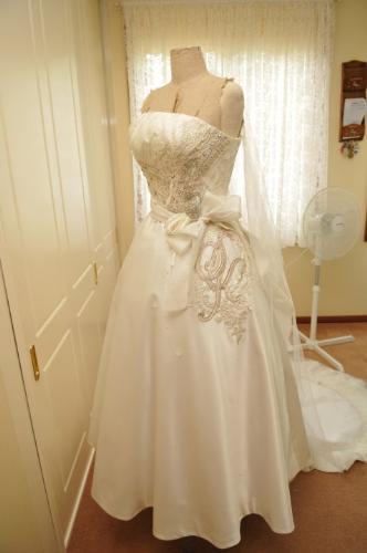 wedding gown - dream wedding gown