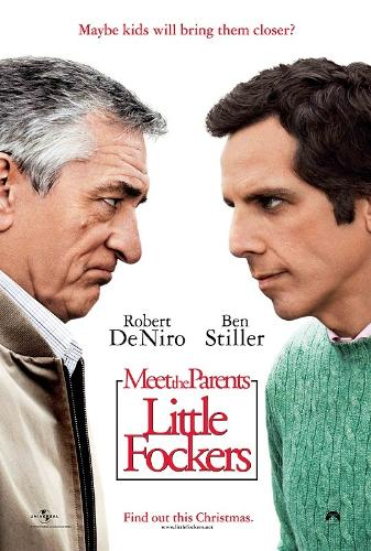 Little Fockers movie - I had to wonder about the title of the movie.