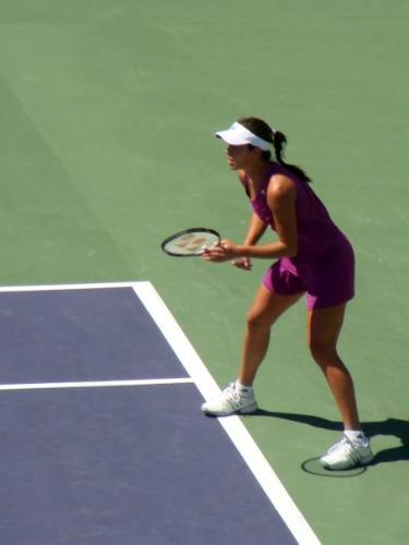 Ana Ivanovic - Ana Ivanovic, Serbian Tennis Player