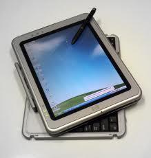 Tablet Computer - Tablet computer is handy..
