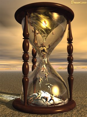 "What is time? - Time, which is the ""philosophy"" of life?"
