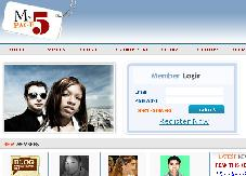 Mypage5 - Mypage5 is another social networking site