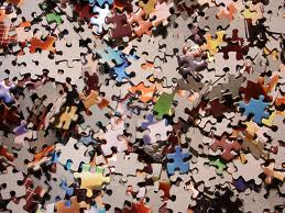 jigsaw puzzle - downloaded from the internet