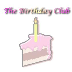 The Birthday Club - Icon for Birthdays