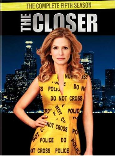 The Closer - One of the top investigative series on my list. I like watching this as its amazing how a woman is on the top of her game.